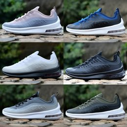 Wholesale outdoor axes - 2018 Fashion New Arrival Vapormaxes Summer AXIS Casual Mens Shoes for High quality Black White Army Green Sports Training Jogging sneakers