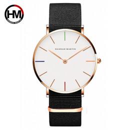viejos relojes de cuarzo Rebajas Girls Boys Watch Luxury Quartz Couple Watch Top hombres viejos Mujeres Relojes de pulsera de colores Nylon Masculino Femenino Creativo 2018