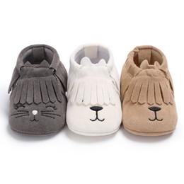 мокасины повседневная обувь детская Скидка 2018 Casual Baby Tassel Soft Sole Suede Shoes Infant Toddler Newborn Boy Girl Moccasin Shoes