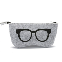 b445968f13 eyewear pouches Coupons - 1PC Hot Zipper Eye Glasses Sunglasses Case Pouch  Bag Box Storage Protector