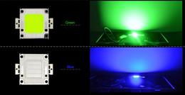 Chip liderado integrado rgb on-line-Acessórios de iluminação CONDUZIU a lâmpada contas COB chip integrado 10 W 20 W 30 W 50 W 100 W Lâmpada RGB Para Holofote lanterna luzes de emergência