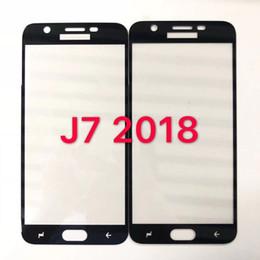 Gafas 3d lg online-Para Samsung galaxy J3 2018 J7 2018 MetroPcs Para LG stylo 4 MetroPcs 3D Protector Full Tempered Glass Retail packaging B