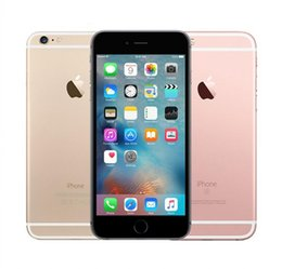 2019 apfel iphone 6s 128g Entsperrte generalüberholte Handys Original 4,7 Zoll Apple iPhone 6S Plus 12.0MP Kamera 4K Video iOS 9 mit Touch ID 4G LTE 16GB 32GB 64GB 128G günstig apfel iphone 6s 128g