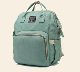 2019 maternité sacs Sacs à couches maman sac à dos couches couches sac à dos mode mère maternité sacs à dos en plein air Desinger soins de voyage sacs organisateur maternité sacs pas cher