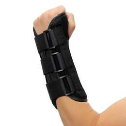 Wholesale Banding Medical - 1Pcs Carpal Tunnel Medical Wrist Support Brace Support Pads Sprain Forearm Splint for Band Strap Protector Safe Wrist Support