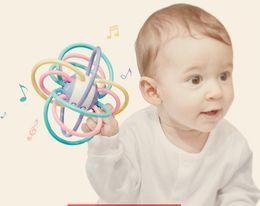 Juguetes de manhattan online-0--2 años Juguete para bebés Manhattan clubball Juguete para bebés Muelas para bebés Juguetes de aprendizaje y educación