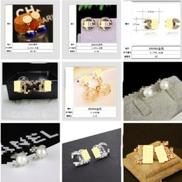Wholesale Pearl Statement - New Fashion Women Free Shipping Jewelry Silver Plated Gold Plated Necklaces Pendant Statement woman cute neck Crystal pearls jewelry