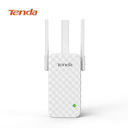 2019 alternar aux O extensor sem fio do alcance de Tenda A12 WiFi realça o AP que recebe o firmware inglês de Rússia