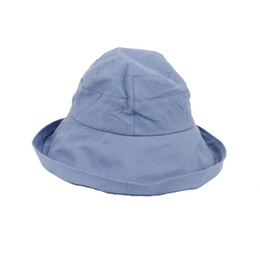 2018 venda quente diablement chapéu pescador ao ar livre chapéu de sol chapéu de praia moda simples cor pura acessório do cabelo de