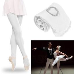 Wholesale White Ballet Socks - Professional Ballet Dance Full Foot Velvet Adult Women Convertible Sock Girl Socks Dancing Ballerina