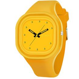 orologi impermeabili svegli Sconti Orologio da polso al quarzo LL @ 17 da uomo sportivo con cinturino in silicone luminoso impermeabile per bambini