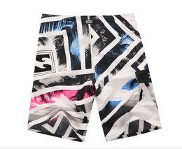 Wholesale Quick Dry Swim Shorts - New Quick Dry Men Swim Shorts Fashion Sea Short Maillot De Bain Sport Bermuda Surf Swimwear Men Board Shorts M-2XL