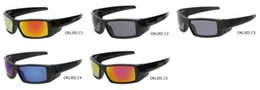 Wholesale Gas Ships - 2016 High Quality Men's Women's Designer Sun Glasses Fashion Style Eyewear Goggles GAS CAN Sunglasses Free shipping .