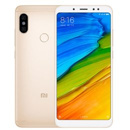 Wholesale Dual Standby Sim - Xiaomi Millet Red Rice Note5 Dual SIM Dual Standby, 5.99 inch Screen Face Recognition AI Dual Camera Smart Beauty Full Screen Phone