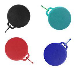 Wholesale hand portable radio - Hot X5 Mongolia cloth Bluetooth speaker four waterproof wireless speaker outdoor portable hands-free hang buckle