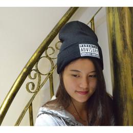 5c4f2619049a3 Wholesale Fashion Adult Acrylic Skullies Beanies Letter Gorros Autumn Winter  Hats For Women Men Bonnet Casquette Face bonnet luxe