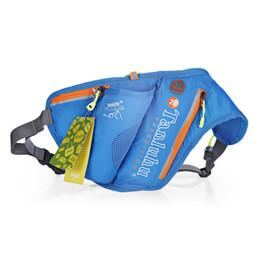 2020 wasserflaschengürtelhalter Tanluhu 371 2L Outdoor Laufgürteltasche Waist Backpack Water Bottle Holder Leichtes und dickes atmungsaktives Grid-Back-Design rabatt wasserflaschengürtelhalter