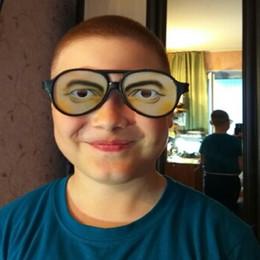 Witze brille online-Party Brille Fake Gag Streich Augen Ball Witz Spaß Antistress Neuheit Lustige Gadgets Anti Stress Spielzeug Interessantes Spielzeug Geschenk