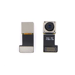 smallest mobile camera Coupons - WINCOO Back Rear Mobile Phone Camera lens Module Flex Cable For 5 5G 5S 5GS i5 i5S i5C IP5 Big Small Front Camera Ribbon