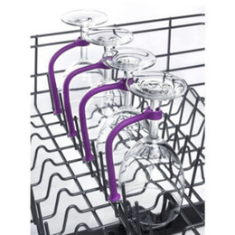 Кронштейн для посудомоечной машины Отрегулируйте силиконовый бокал для посуды от
