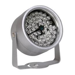 48 caméra ir cctv en Ligne-CCTV LEDS 48 IR illuminateur Lumière IR Vision nocturne infrarouge En métal étanche CCTV Lumière de remplissage pour caméra de surveillance CCTV