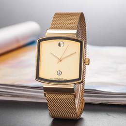 2017 Nueva Moda de Cuarzo de Plata Rhinestone Reloj de Marca de Lujo Rectángulo Relojes Vestido de Las Mujeres Reloj Casual Señoras Reloj Horas desde fabricantes