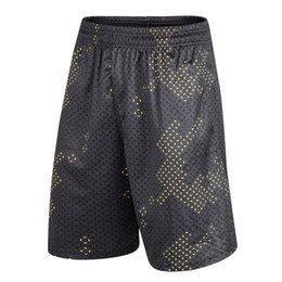 Wholesale mail light - Men's soccer ball,Basketball shorts camouflage, basketball training, shorts, mail, light, fast, dry, sports, leisure, knee, five pants.