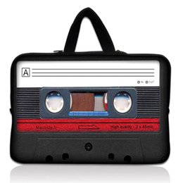 Canada Cassette Tape Laptop Sleeve Bag pour Tablette Acer Sumsung SUS HP de 10,1