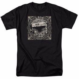 Canada CBGB Porte d'entrée Underground Rock Sous Licence Adulte T-shirt Adulte S-2Xl Top Tees Personnalisé Toute Taille De Logo supplier any door Offre
