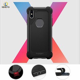Wholesale Iphone 5s Case Slim Armor - For iPhone 8 SGP Rugged Armor Case Soft TPU Ultra Slim Protector for 8 7plus 6s 6plus 5s Samsung Galaxy Note8 S9 S9Plus