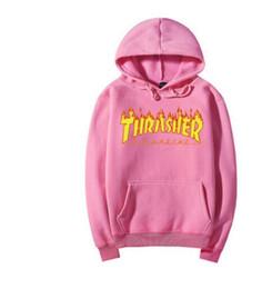 Wholesale animal sweater women - UNISEX Letter Men's Hoodies Hip hop Pulloverh Sports Long Sleeves Fleece Sweatshirts Men and Women Sweater Hoodies