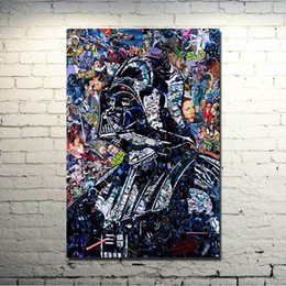 great art pictures Coupons - 7 Force Awakens Movie Art Silk Poster 13x20 24x36 inches Pictures For Living Room Decor Great Gift 05