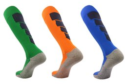 Wholesale Socks For Hiking - 6 Color Compression Socks Unisex Women and Men Knee-high Sport Compression Stockings for Running Athletic Travel G522S