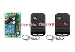 DC12V 10A 1 Kanal RF Wireless Remote Relay Switch / Funksystem 1 Stück Empfänger 2 Stück Sender von Fabrikanten