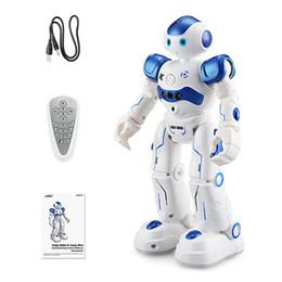 Canada Kit de Jouets Robots JJR / C JJRC R2 Original Contrôle des Gestes IR CADY WIDA Intelligent Action Figure Programmation Robots de Danse pour Enfants cadeau enfant Offre