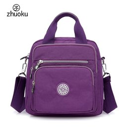 purple handbags for sale Coupons - 11.11 hot sale Crossbody bags for women Shoulder bag Original skipping style Multifunction Female Handbags girl school bag 8909