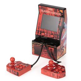 Classique Dual Joystick Arcade Game Console 2,8 pouces Mini Portable Jeu Vidéo De Poche ? partir de fabricateur