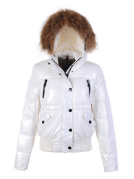En gros 2018 top qualité Hiver blanc long col Veste Femmes parka Casual Outwear Hoodie Manteau Manteau Femme avec des chapeaux confortables ? partir de fabricateur