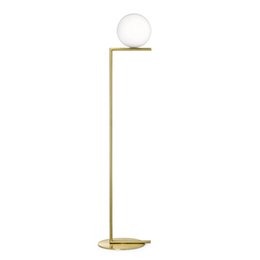 Wholesale living room floor lamp modern - Mooielight Modern Replica Floor Lamp For Living Room glass ball LED Table Lamp For Bedroom Bedside Decoration Table Lamps
