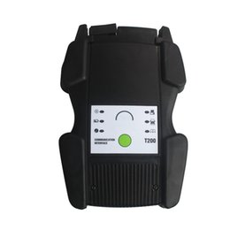 Wholesale Diagnosis Tools - Diagnostic Scanner For MAN T200 Communication Interface For MAN Truck Diagnosis Tool Multi-language Supports Offline Programming