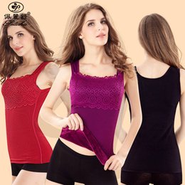 Women Warm Body Shapers For Post Partum Tummy Waist Trimmer Female  Controlling Tops Tights Corsets With Inside Velvet c9206a089