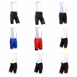 Wholesale quick step bib - QUICK STEP team Cycling bib Shorts pants Wholesale-New Breathable Quick Dry Summer Style For Men GEL Paded Bike Bib Pants 841725