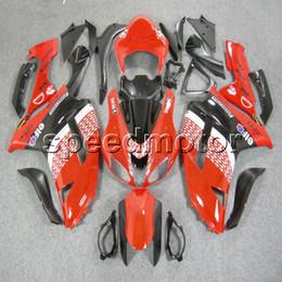 zx14r carrinhos de abs Desconto 23 cores + Presentes white arrow motocicleta Carenagem para Kawasaki ZX6R 2007 2008 ZX 6R 07 08 ZX-6R ABS kit de plástico