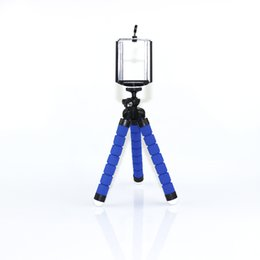 Wholesale camera tripod legs - Portable phone Holder digital camera flexible octopus legs tripod Mini Mount stand For iphone 6 6S 6 plus 5 5s 4 4s for samsung