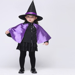 Handsome child girl Halloween role-playing Mysterious witch medieval Renaissance retro clothing size optional cosplay props  sc 1 st  DHgate.com & Shop Renaissance Costumes Girls UK | Renaissance Costumes Girls free ...