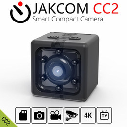 2019 caméra cachée de vision nocturne sans fil Caméra compacte JAKCOM CC2 Vente chaude dans les caméscopes en tant que caméra légère gizli kameralar telecamera spia
