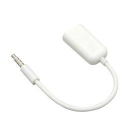 Jack 3.5 mm vers Dual 3.5mm Câble mâle vers Femelle Câbles audio Adaptateur répartiteur Cabo Kabel Plug Haut-parleur stéréo ? partir de fabricateur