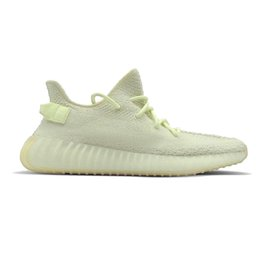 Wholesale casual nude color shoes - New Color 2018 Originals SPLY 350 V2 Butter F36980 Kanye West Mens Designer Sports Running Shoes for Men Sneakers Women Casual Trainers