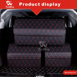 Boîte de coffre de voiture Automobiles Organisateur Fold Storage Bag Accessoires intérieurs / chambre / maison / prado / landrover / exploror / Q3 / Q5 / B.M.W / X5 / X6 ? partir de fabricateur
