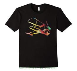 Vol Avion Numérique Art T-shirt Pour Les Avions D'amoureux En Vrac Noir Hommes T-shirts Homme Tees ? partir de fabricateur